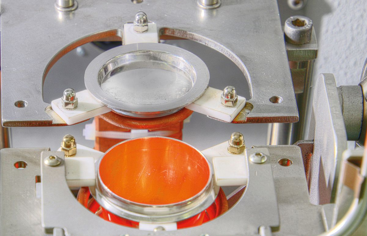 Beadone Hf Semi Automatic Fusion Machine Herzog