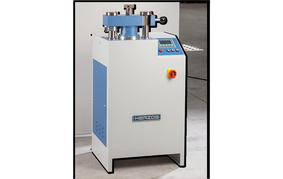 Htp Gmbh htp 40 htp 60 semi automatic pellet press herzog maschinenfabrik